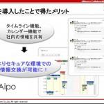 Aipo/Liferay最新情報